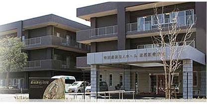 相模原敬寿園(看護師/准看護師の求人)の写真:丹沢山系を望む歴史と自然に恵まれた環境が自慢です