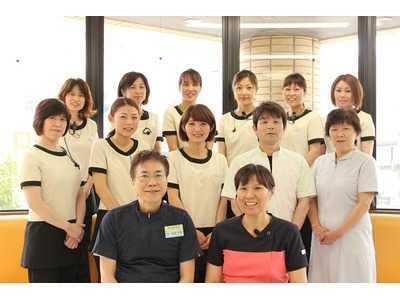 医療法人 五友会 助村歯科医院(歯科衛生士の求人)の写真1枚目:スタッフ一同心よりお待ちしています