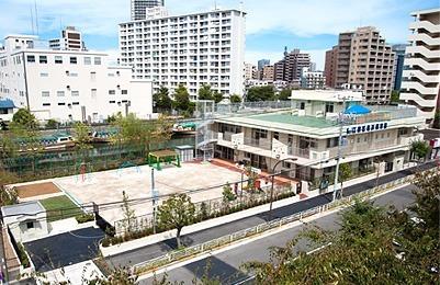 江東区塩浜保育園の画像