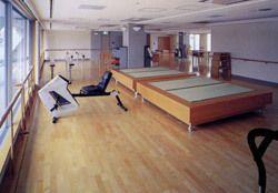 浅草介護老人保健施設(作業療法士の求人)の写真2枚目:浅草介護老人保健施設:リハビリ室