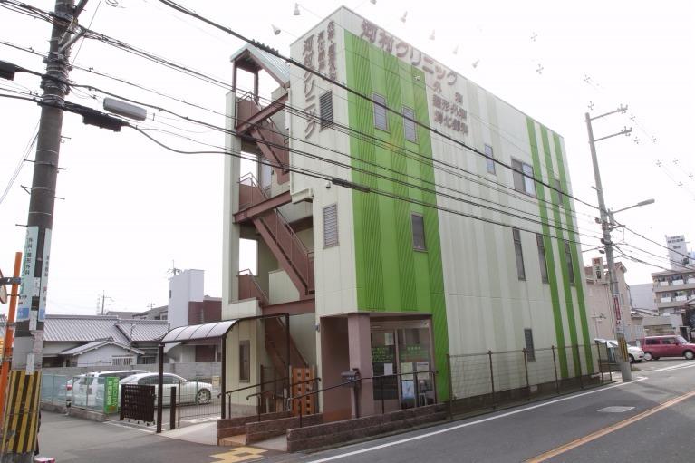 河村クリニック(理学療法士の求人)の写真1枚目:京阪本線 大和田駅から徒歩3分の場所にあります