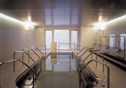 浅草介護老人保健施設(作業療法士の求人)の写真4枚目:浅草介護老人保健施設:浴室