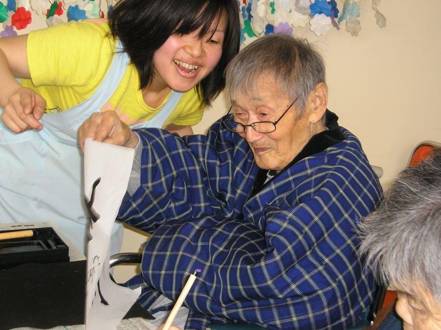 特別養護老人ホームかわきた園の画像