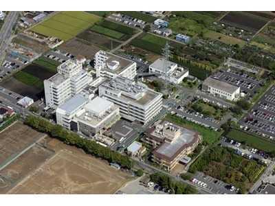 埼玉協同病院(看護師/准看護師の求人)の写真:川口市木曽呂にある急性期医療を担う中核病院です