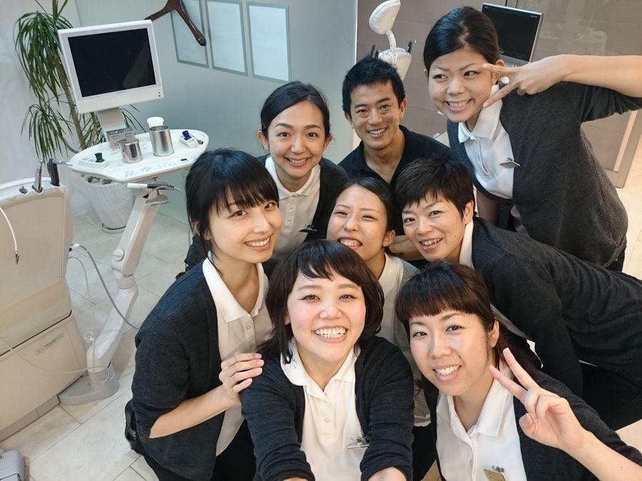 医療法人ライフスマイル ますだ歯科医院(歯科衛生士の求人)の写真:人間関係の良さが私たちの一番の強みです。 一緒に頑張りませんか?