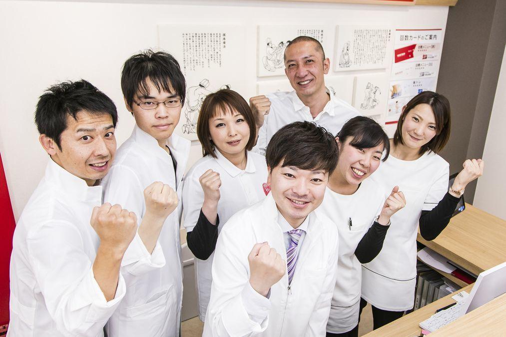 ほねつぎ鶴ヶ島はりきゅう接骨院(鍼灸師の求人)の写真:成長できる職場です!