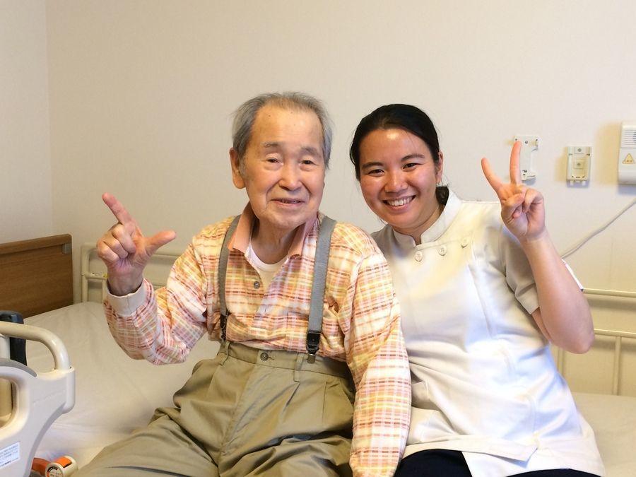 さくらリバース 訪問鍼灸リハビリマッサージ事業部の写真2枚目:患者様に寄り添ったケアを心がけています