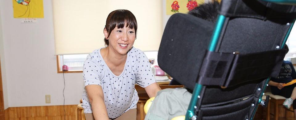 生活介護事業所サクラノ園の画像