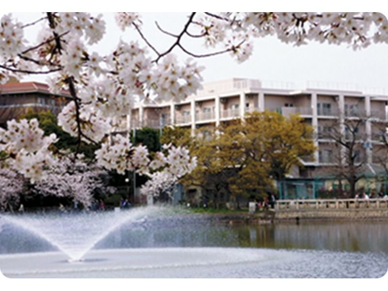 養護老人ホーム阪和櫻美苑の画像