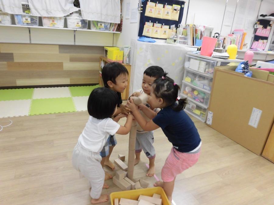 東大阪市小規模認可保育所 エンジェルキッズ八戸ノ里園の画像
