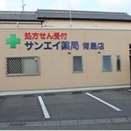 サンエイ薬局青島店の画像