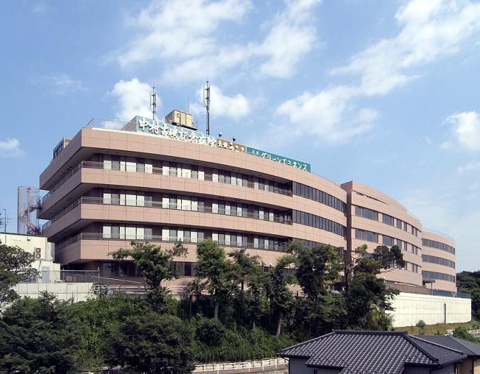 中村古峡記念病院(看護師/准看護師の求人)の写真:病院外観