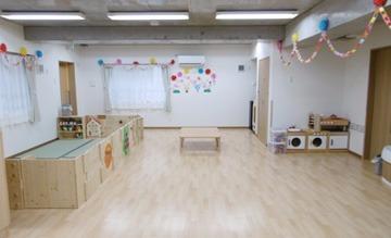 TAC未来こども保育園大和町(管理栄養士/栄養士の求人)の写真:未来ある子どもを育てる、小規模保育園です。