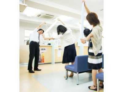 共創未来 前橋東薬局(薬剤師の求人)の写真2枚目:地域活動として、健康教室を開いています