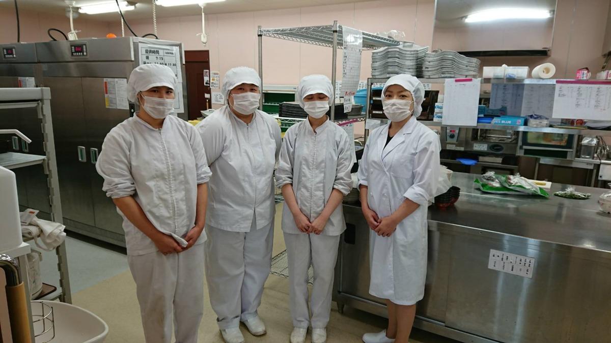 名阪食品株式会社 さいたま市立指扇保育園内の厨房(管理栄養士/栄養士の求人)の写真: