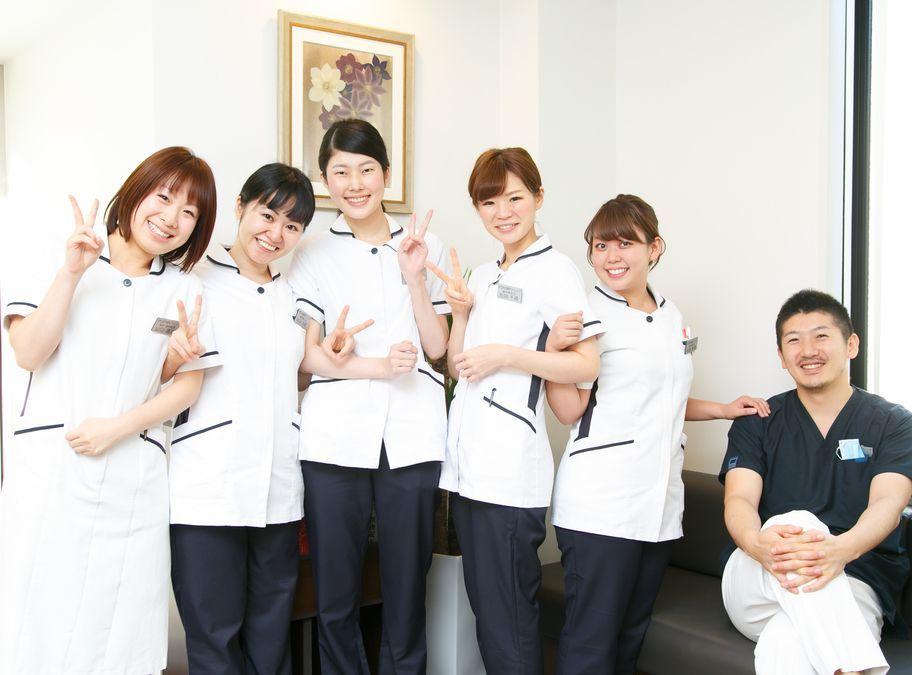 かたおか歯科クリニック(歯科衛生士の求人)の写真:ご応募お待ちしております。
