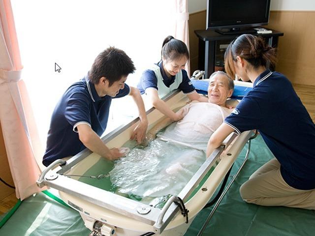 ツクイ松本井川城【訪問入浴】の画像