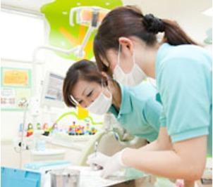 あおば歯科(歯科助手の求人)の写真1枚目: