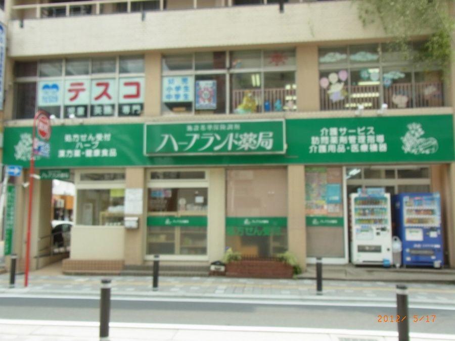 施設基準保険調剤薬局ハーブランド薬局松戸店の画像
