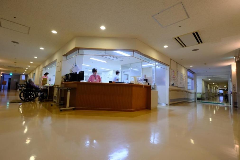 菊南病院(看護助手の求人)の写真:ケアミックス型病院です。
