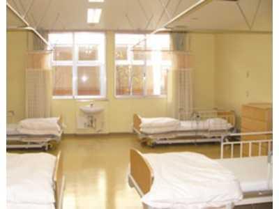 鹿島神宮前病院(看護師/准看護師の求人)の写真1枚目:入院設備も整っています