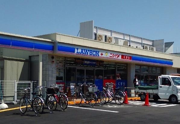 ローソンニシイチドラッグ 伊丹鈴原店の画像