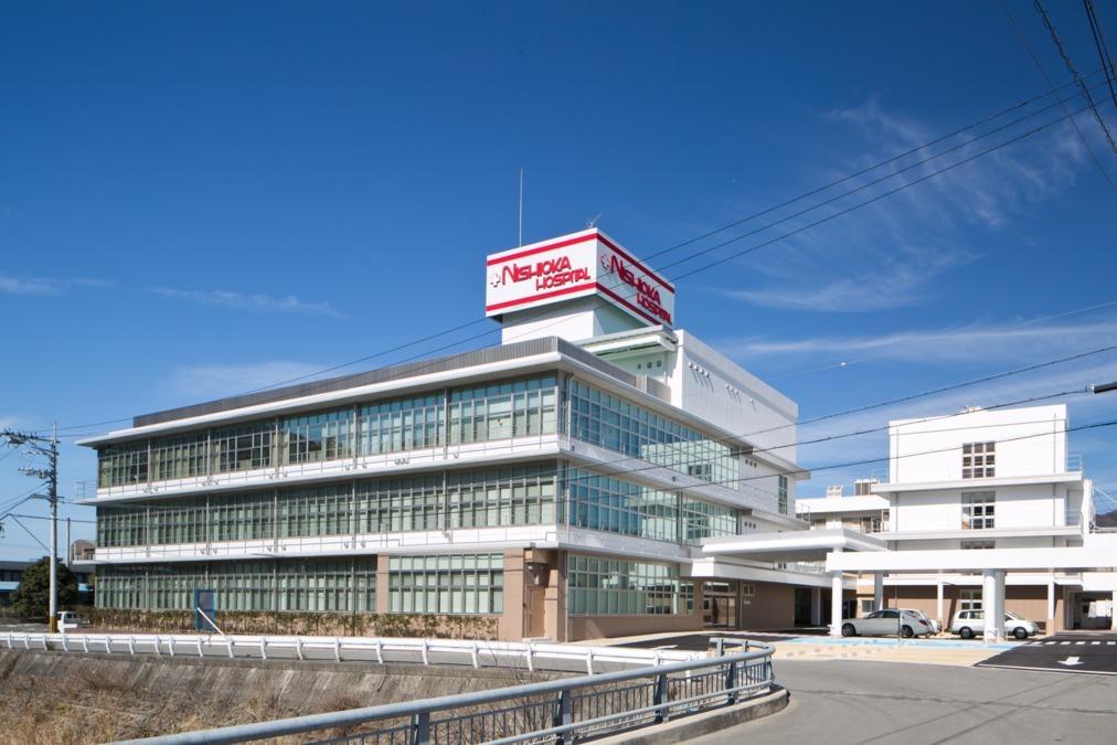 西岡病院(医療事務/受付の求人)の写真: