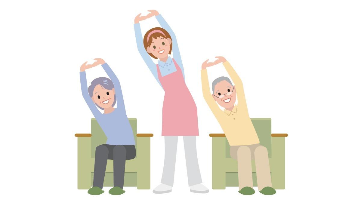 通所 いっぷく(介護職/ヘルパーの求人)の写真1枚目:ご高齢者の方々に心豊かな毎日をご提供しています