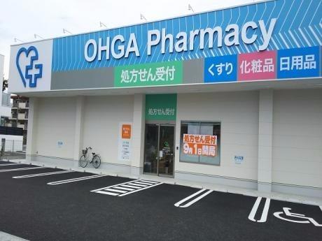 大賀薬局舞松原店の画像