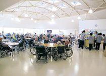 えいせい掛川介護老人保健施設(看護師/准看護師の求人)の写真:豊田えいせい病院グループの老健です
