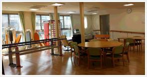 青木リハビリセンター東浦和(理学療法士の求人)の写真:安心して利用できるサービスづくりに取り組んでいます