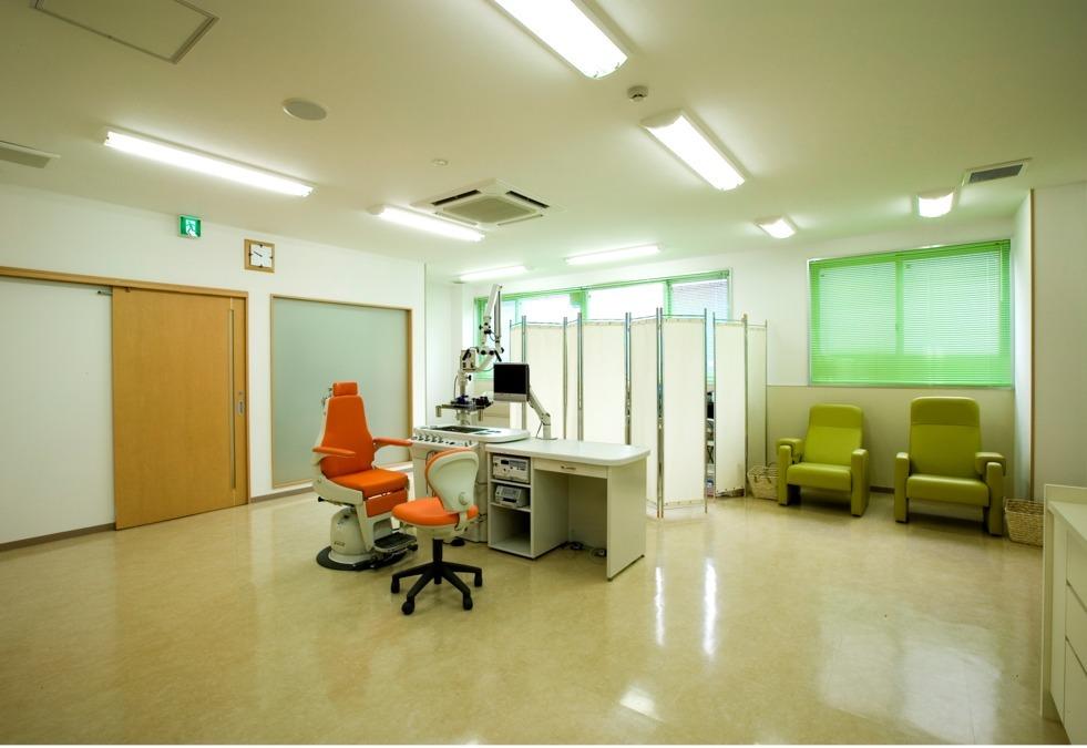 耳鼻咽喉科 矯正歯科 MAクリニック(医療事務/受付の求人)の写真1枚目: