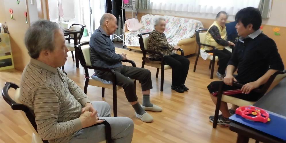 小規模多機能ホーム 憩の写真1枚目:ご高齢者の毎日を支援しております