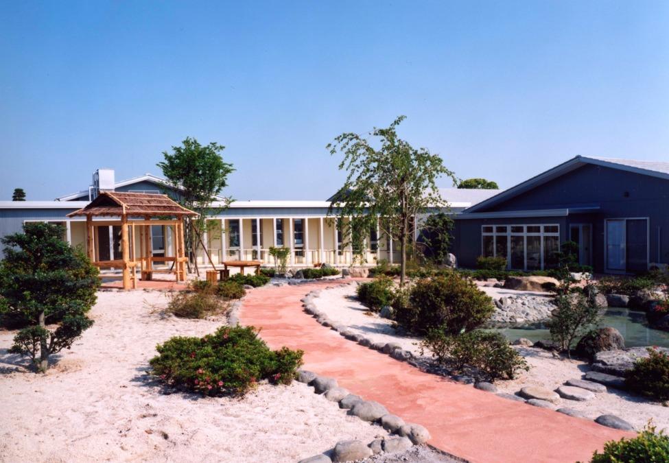 養護老人ホーム金亀荘の画像