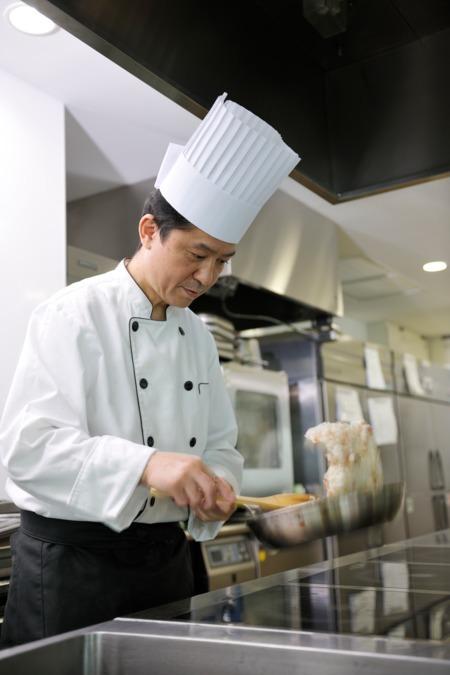 株式会社LEOC くらら芦屋内の厨房の画像