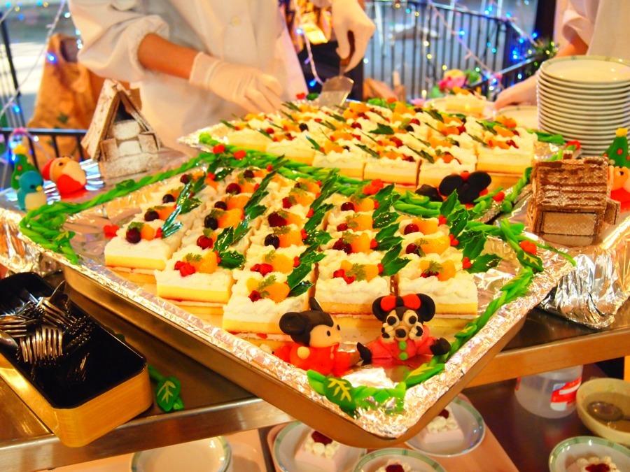 介護老人保健施設 小川敬愛の杜(管理栄養士/栄養士の求人)の写真:自作クリスマスケーキ!