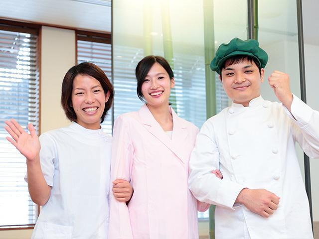 シップヘルスケアフード株式会社 はぴね神戸魚崎弐番館内の厨房の画像