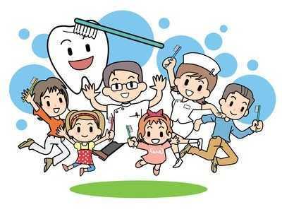 医療法人あおき歯科(歯科衛生士の求人)の写真1枚目:地域に密着し、患者様がおいしく食べられるようにサポートしています