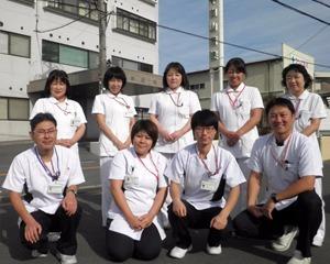 向山病院訪問看護ステーションの画像