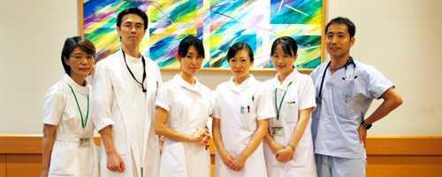 東葛クリニック病院(看護師/准看護師の求人)の写真1枚目:あなたからのご応募をお待ちしています!