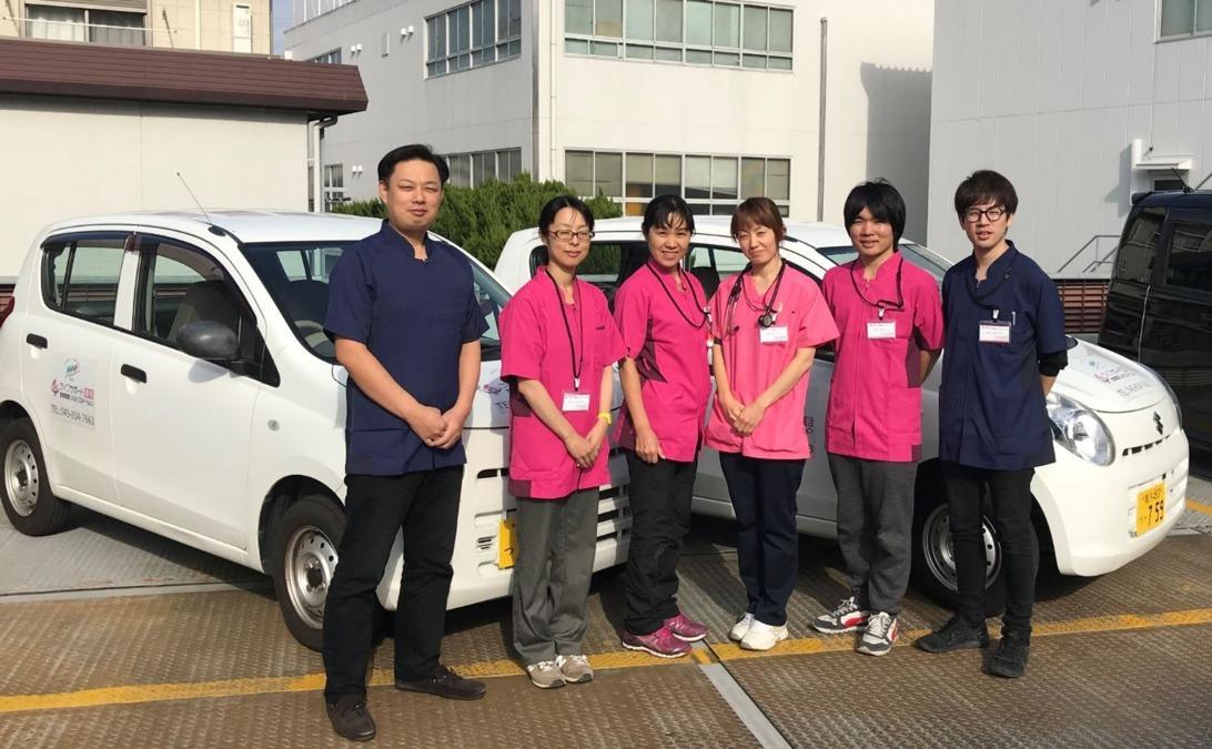 ライフサポート訪問看護リハビリステーション菊名(看護師/准看護師の求人)の写真1枚目: