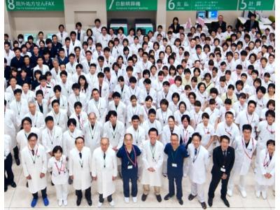 一般財団法人新潟県地域医療推進機構魚沼基幹病院の写真1枚目:高度医療、三次救急、医療人の育成を果たすことが、私たちの使命です