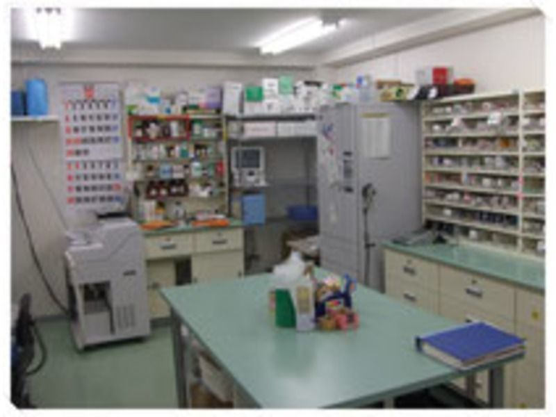 福寿堂藥局の画像