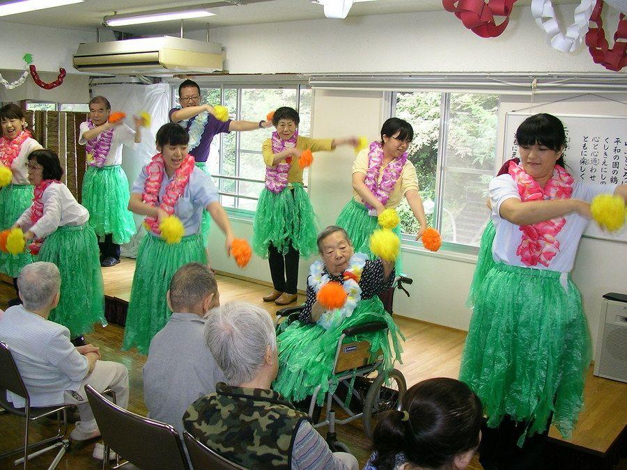 養護盲老人ホーム千山荘の画像