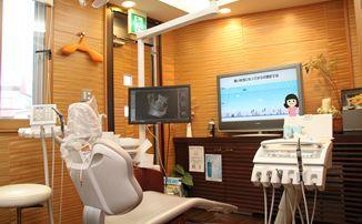 医療法人社団 高安会 高畠歯科クリニック(歯科衛生士の求人)の写真2枚目: