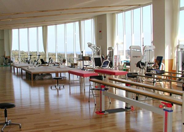 益田地域医療センター医師会病院の画像