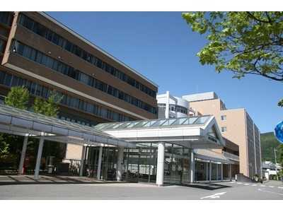 市立大町総合病院の画像