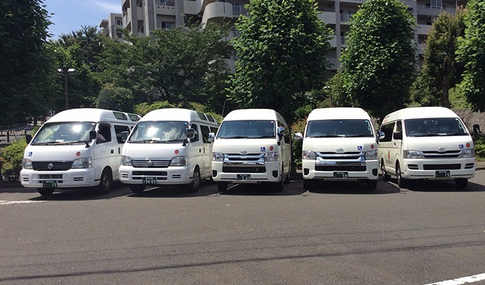 いちご介護タクシー東京営業所の画像