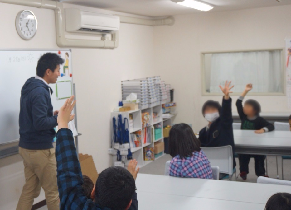 ハッピーテラス尾久教室(児童発達支援管理責任者の求人)の写真5枚目:元気な子ども達に囲まれながらやりがいを持って仕事に取り組んでみませんか?