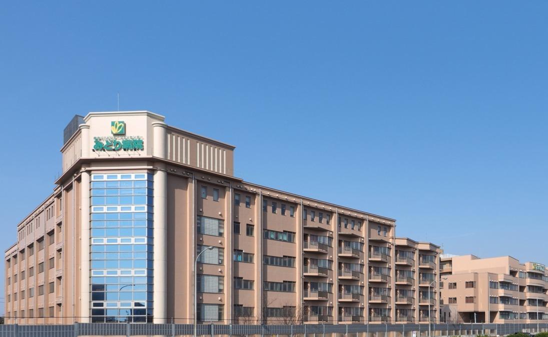 総合リハビリテーションセンター みどり病院(看護師/准看護師の求人)の写真: